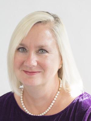 Ms Kate Baillie BA (Hons) MA MBA