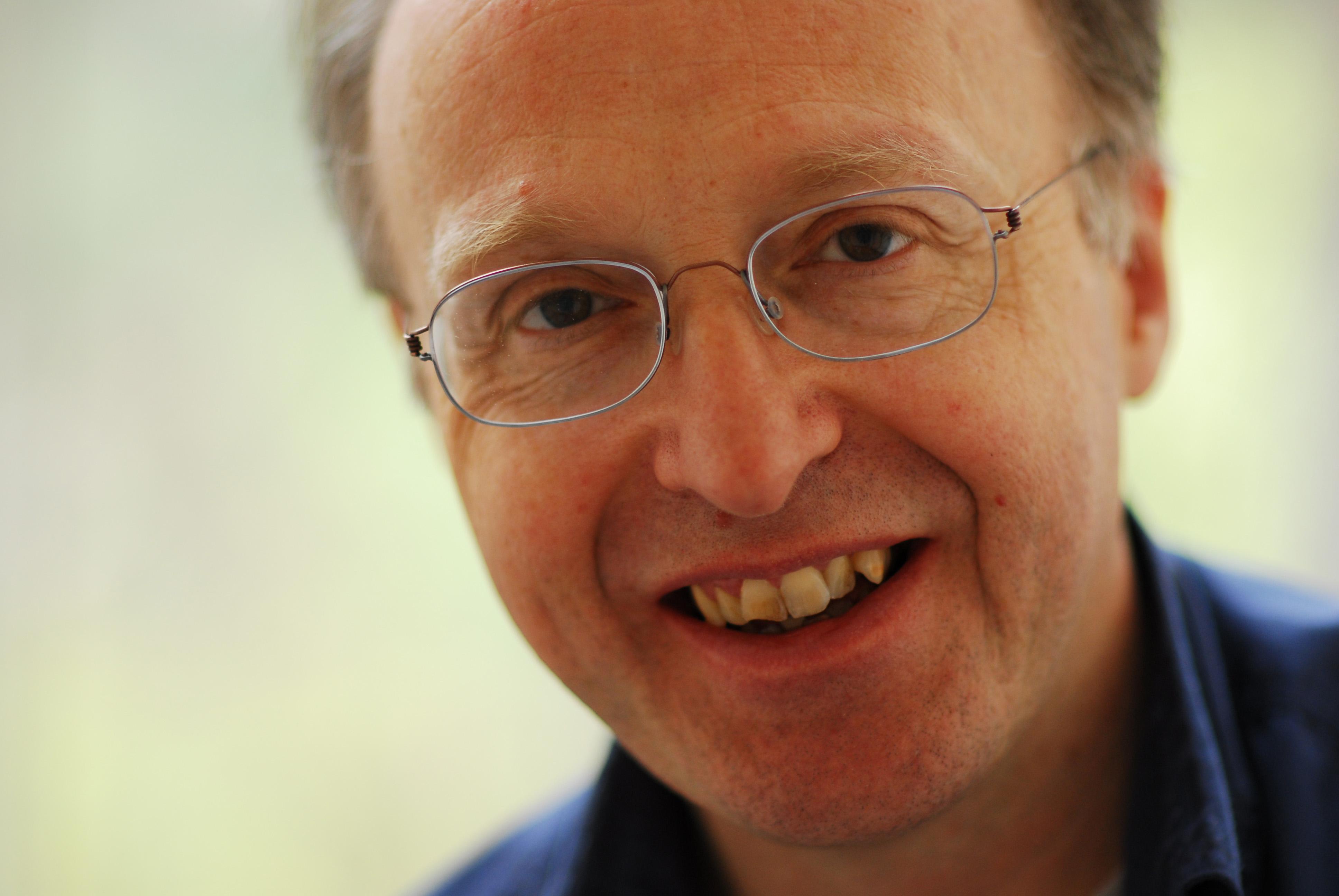 Professor Clive Robinson