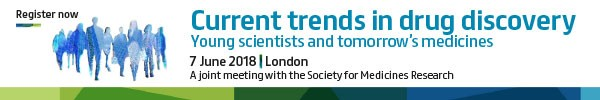 Current trends in drug discovery - 7 June 2018