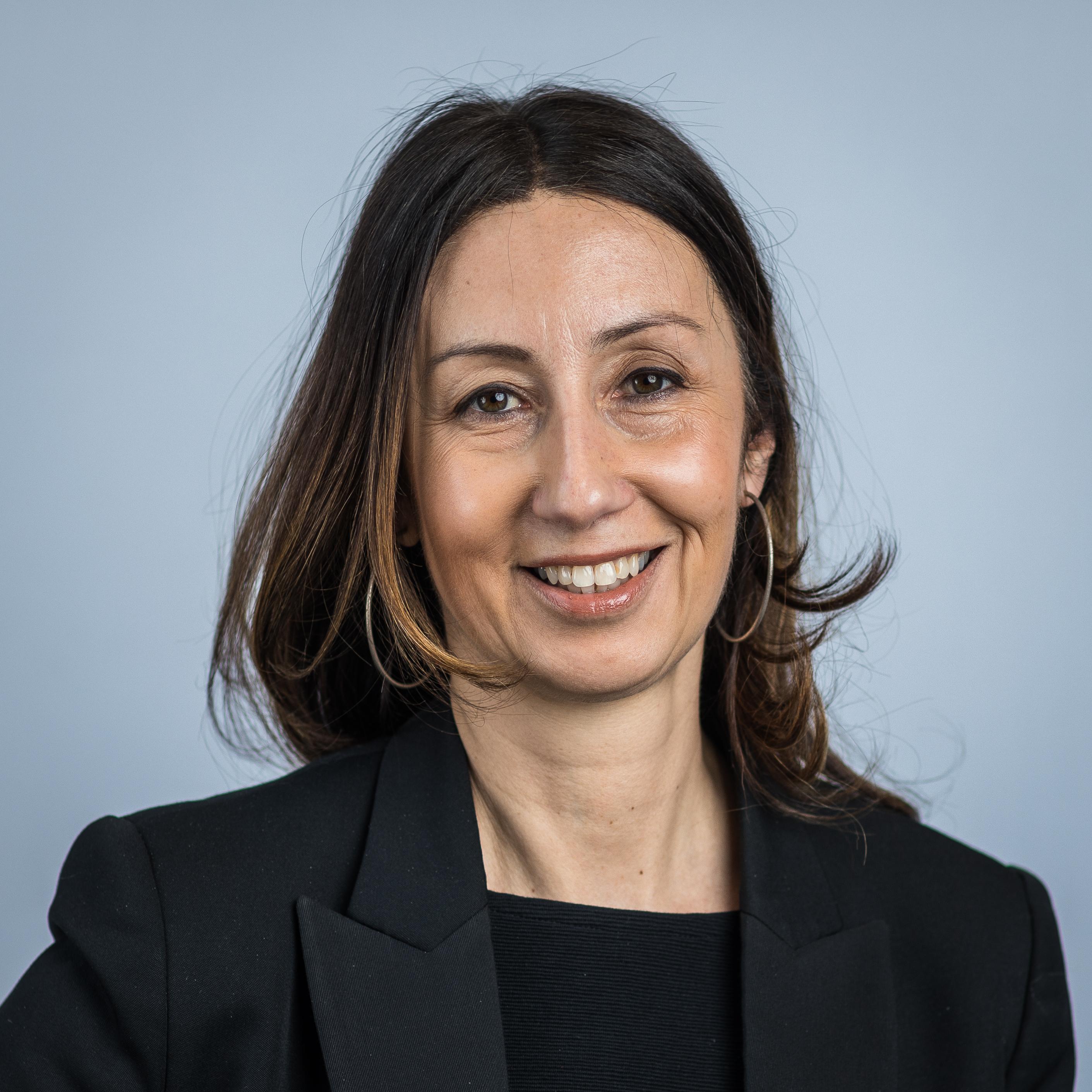 Professor Maria Belvisi FERS