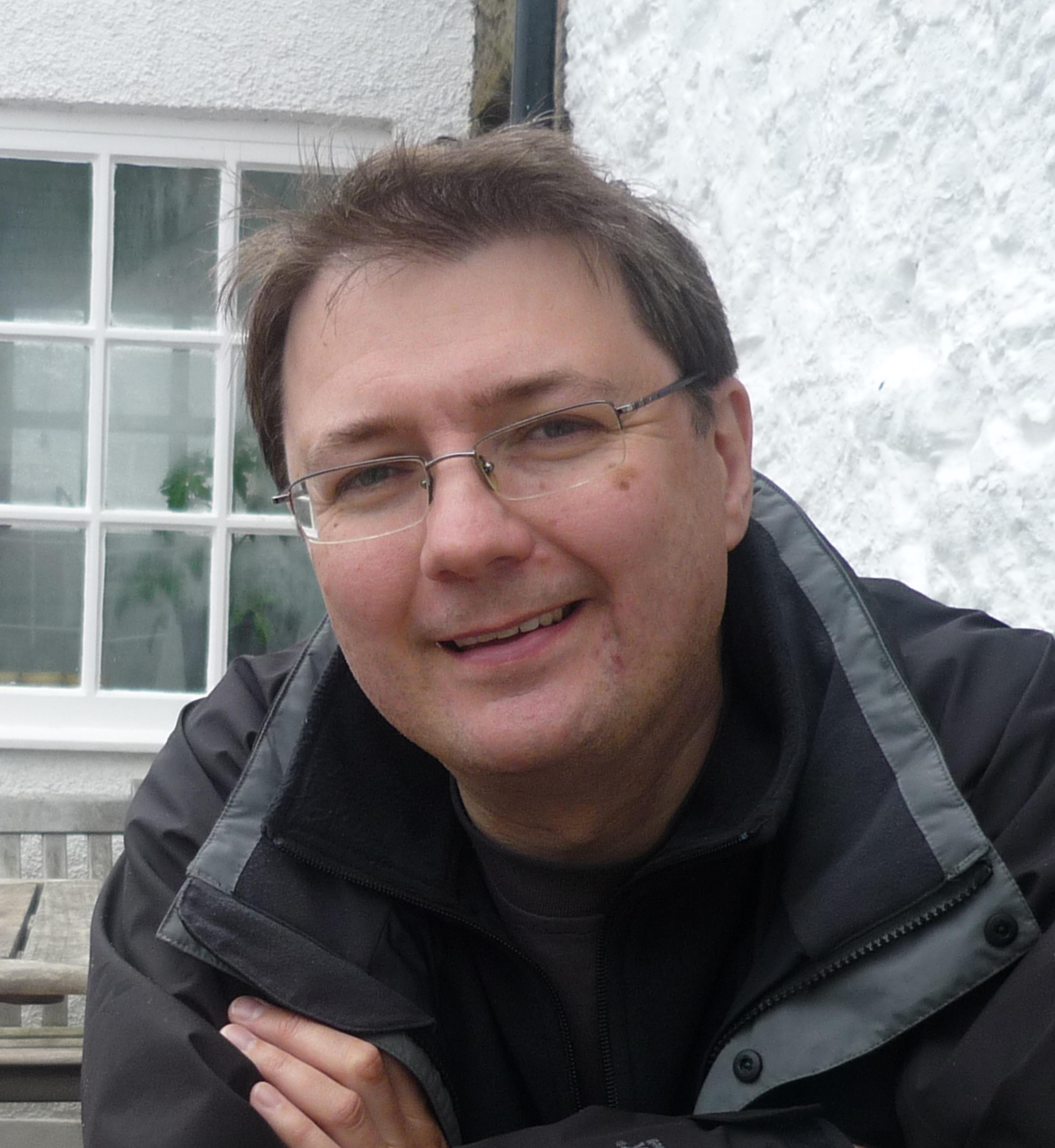 Professor David Thwaites